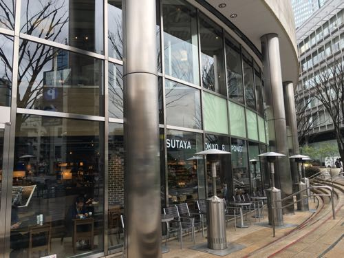 【朝カフェ】スターバックスコーヒー TSUTAYA TOKYO ROPPONGI店